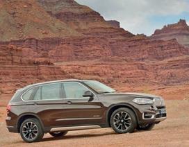 BMW X5 thế hệ mới lộ diện